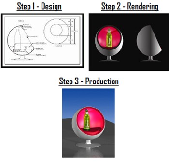 Promotional Item Case Study: Heineken Premium Light - POP Concept