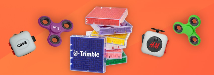 5 Office Toys That Will Bring Your Brand Joy