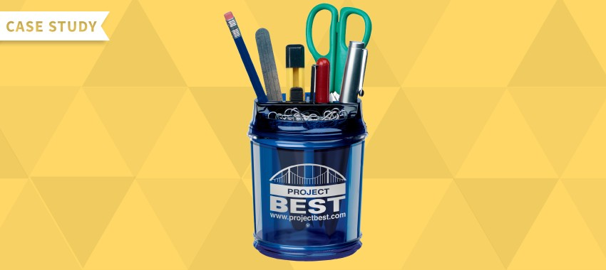 Case Study: Celebrating Milestones with a Keeper Caddy