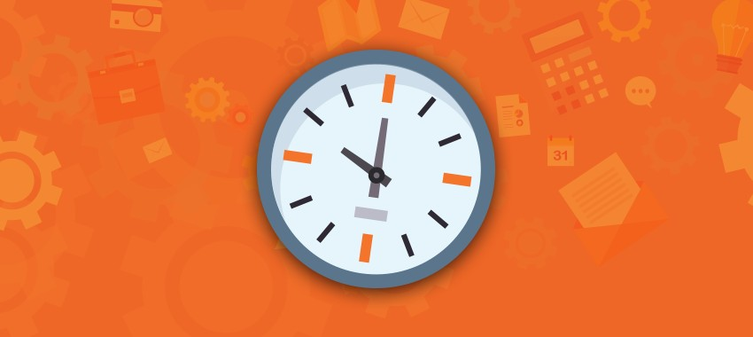 Ain't Nobody Got Time for That: 5 Tips for Working Efficiently